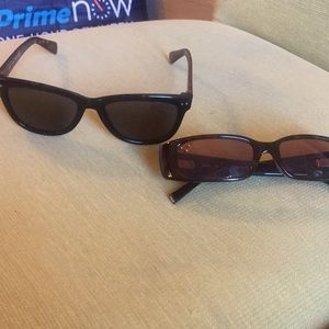 COLE HAAN Sunglasses + FREE KENNETH COLE Glasses!